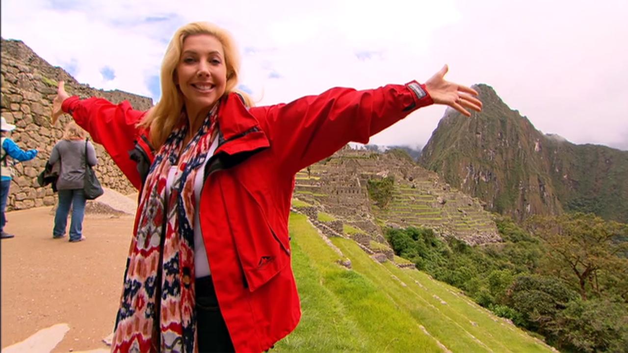 Scenic Icons of South America: Machu Picchu
