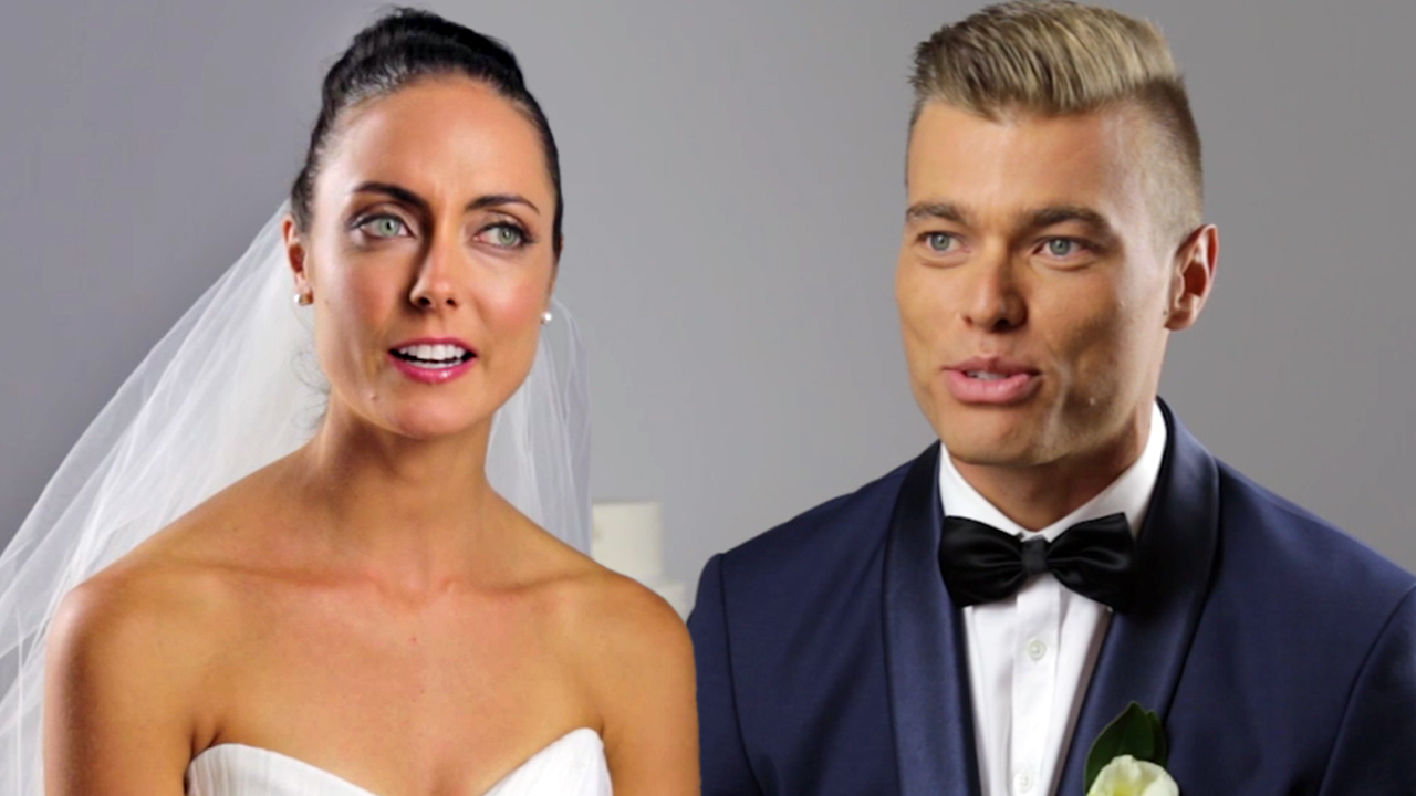 Monica and Mark's experience: 'We were both very confident and comfortable with one another'