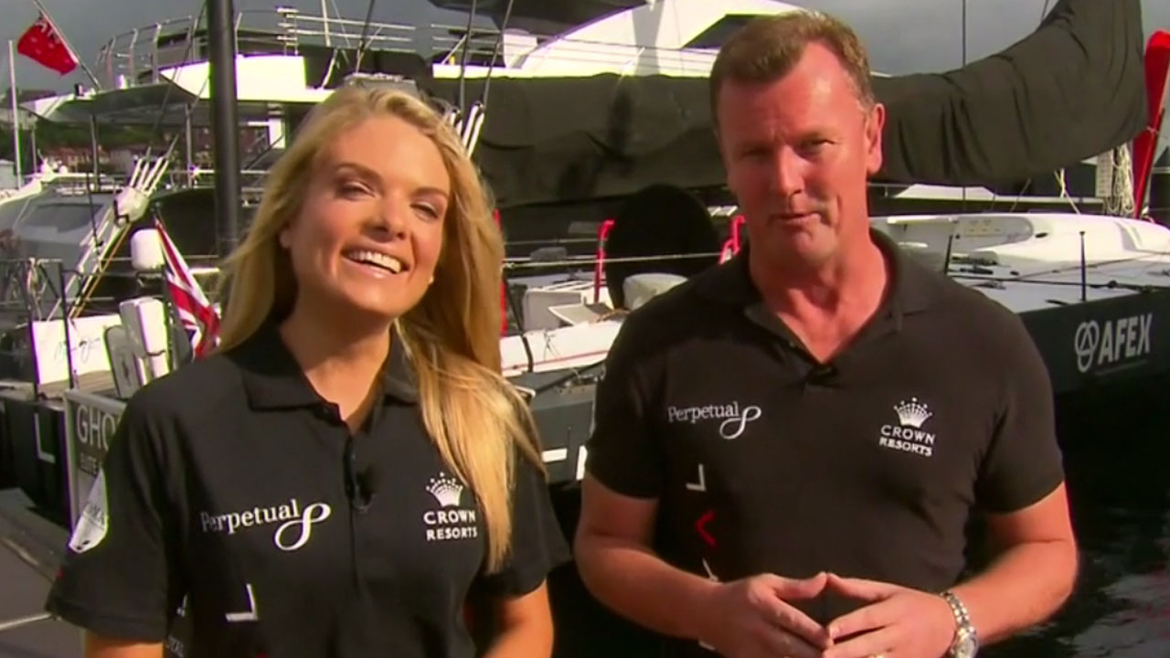 Erin Molan's surprise announcement