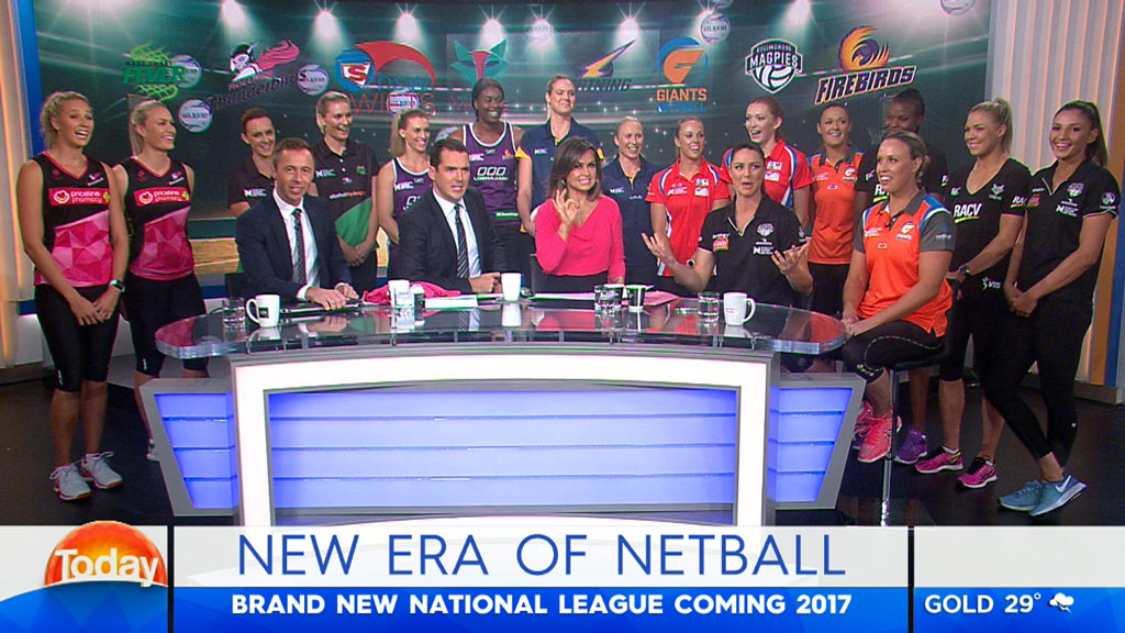 New era of netball