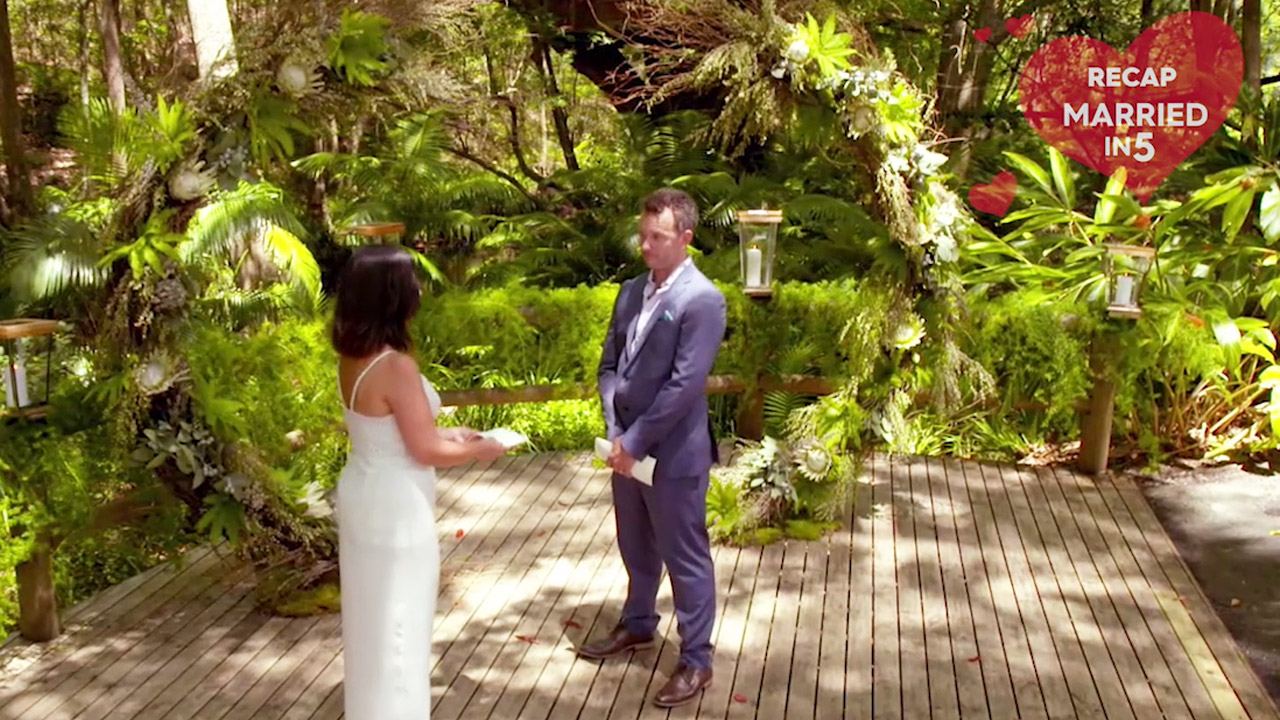 Episode 23 recap: Vows are renewed
