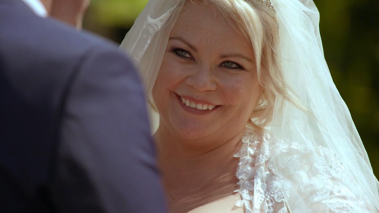 Jo and Sean's wedding
