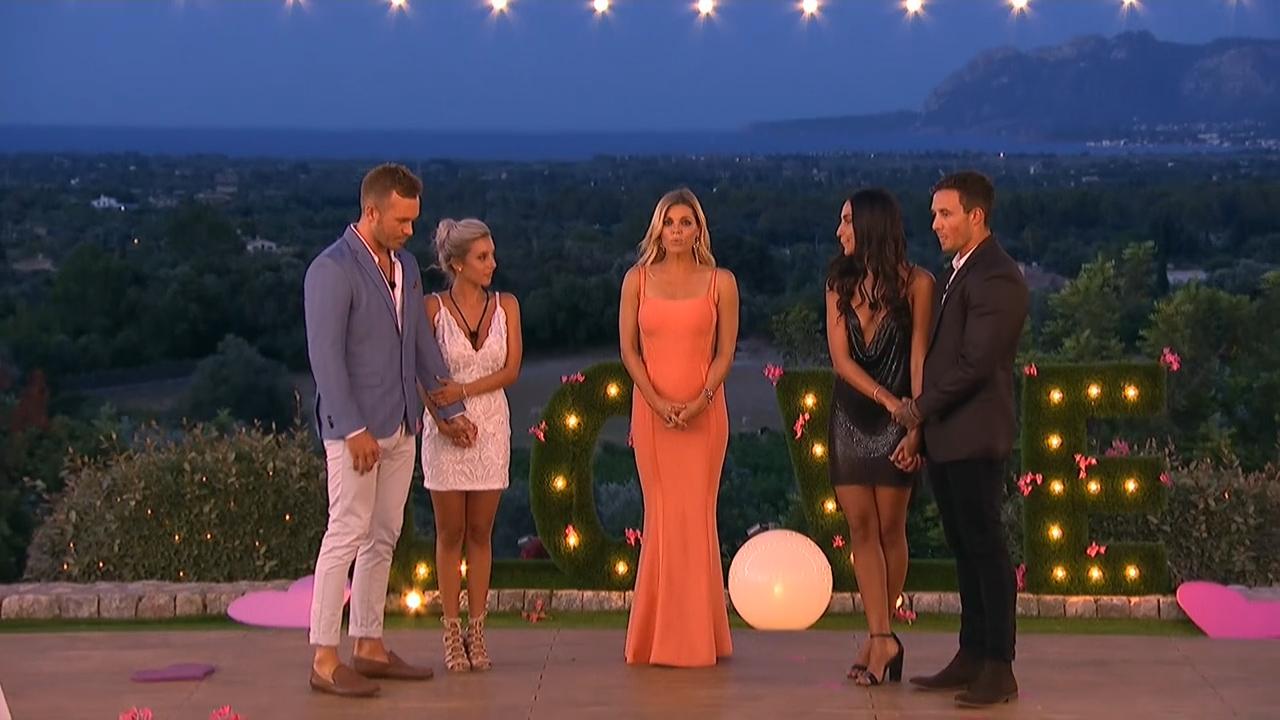 Who Are Crowned Winners Of Love Island Australia?
