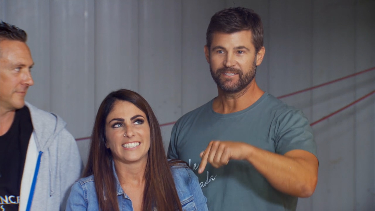 Sara and Hayden's shocking decision after winning the first challenge