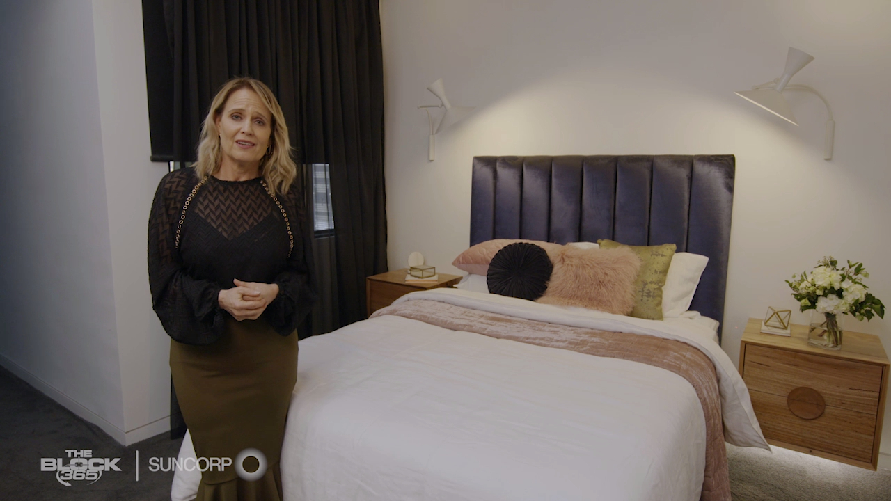Shaynna's top tips for nailing a beautifully styled guest bedroom