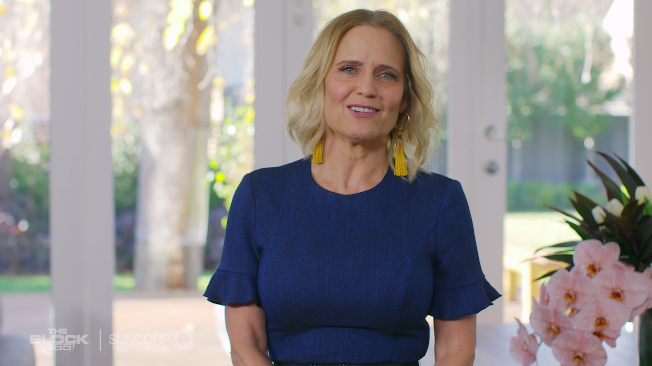 Shaynna Blaze reveals her number one tip for interior design