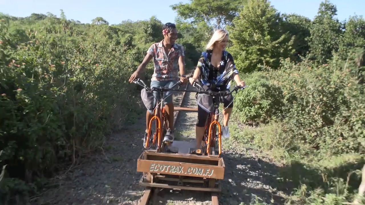 Fiji Ecotrax tour