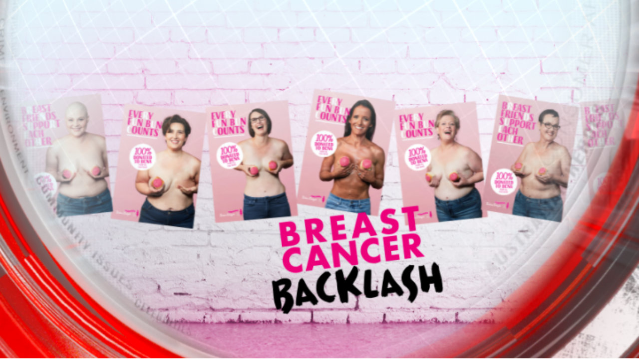 Breast cancer backlash
