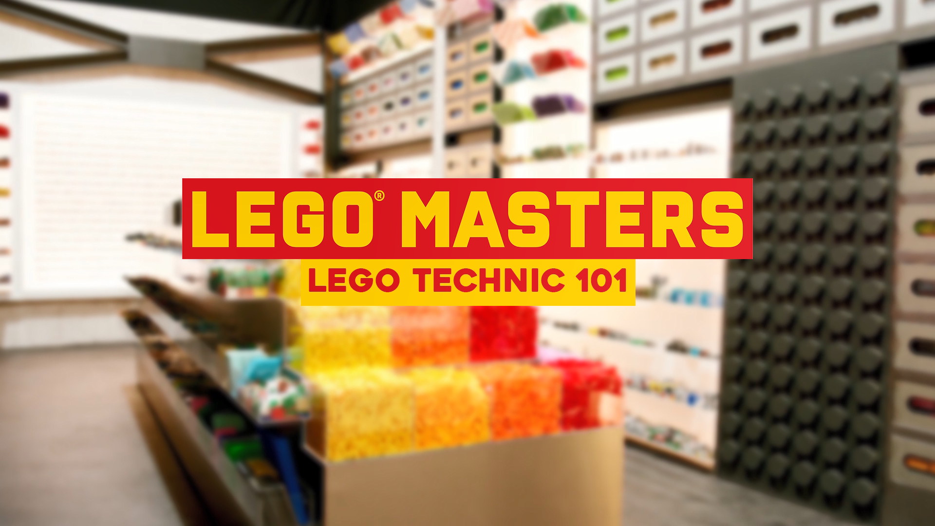 Tips, Tricks and Hacks: LEGO Technic 101