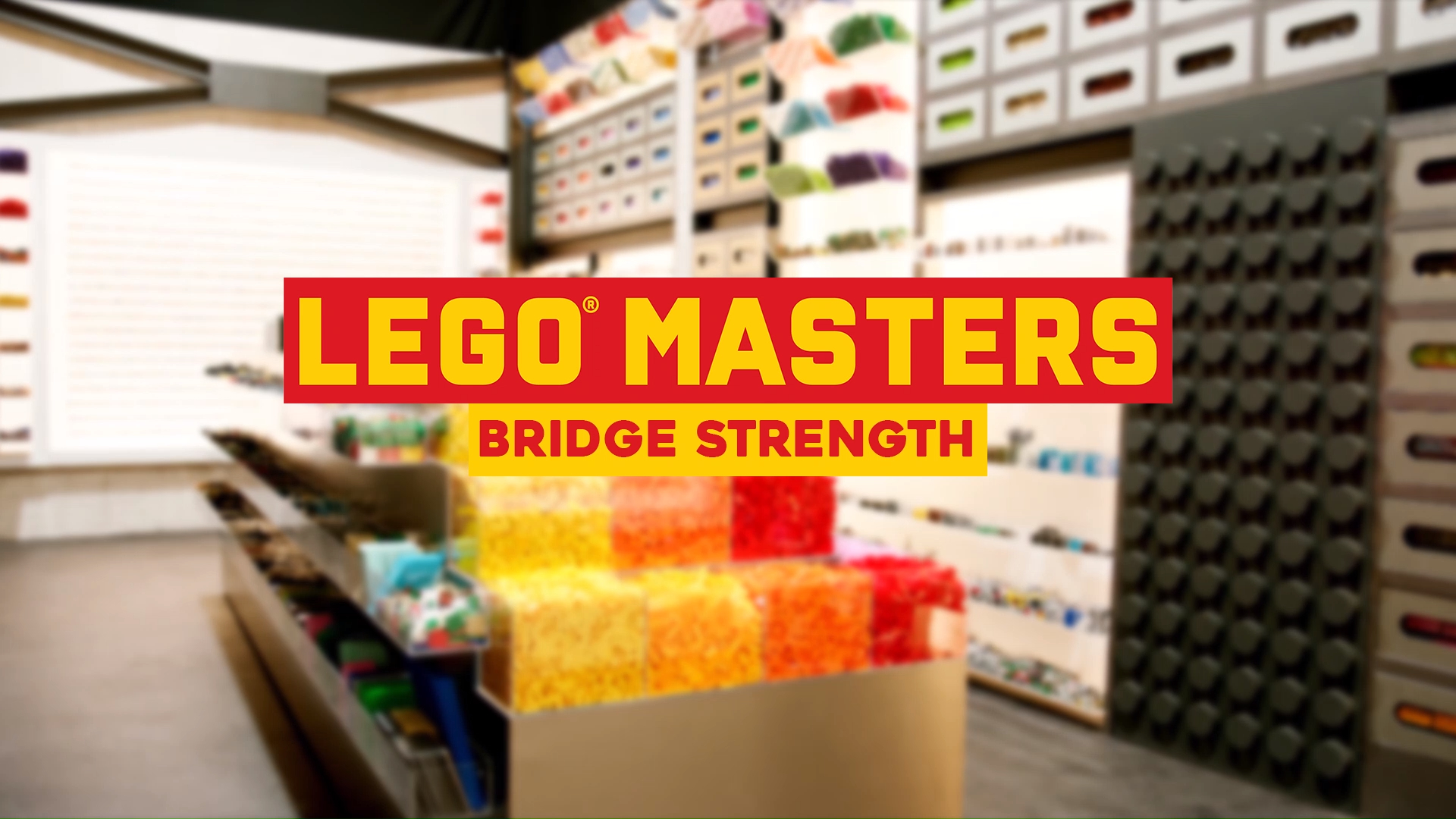 LEGO Tips, Tricks and Hacks: Bridge Strength