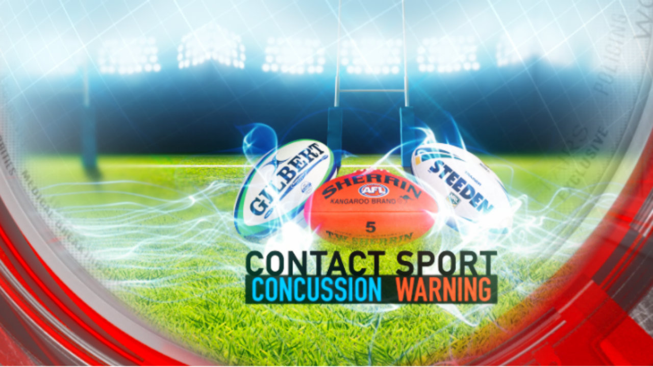 Concussion warning