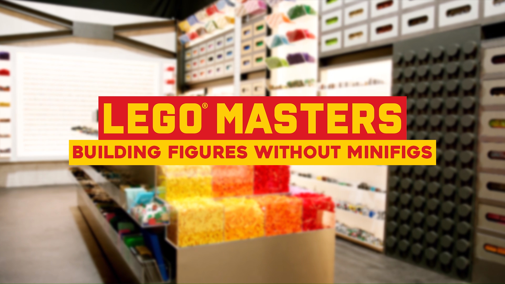 LEGO Tips, Tricks and Hacks: Building figures without minifigs