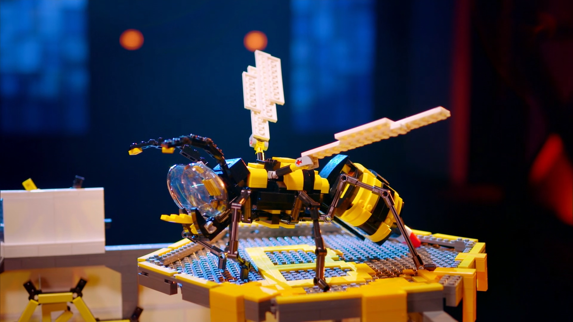 Top 5 builds from LEGO Masters