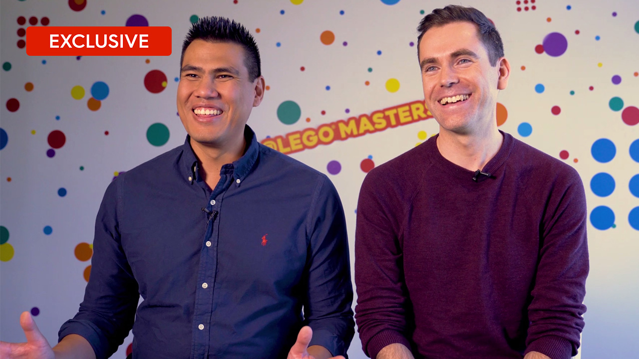 Exclusive: Henry and Cade reveal what's next after winning LEGO Masters