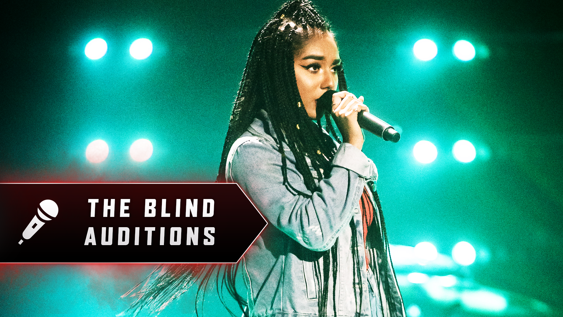 Blind Audition: Elsa Clement 'Lose Yourself'
