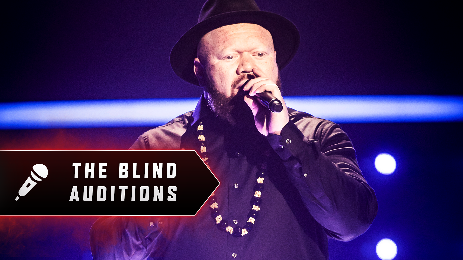 Blind Audition: Voli K 'I'm Not the Only One'