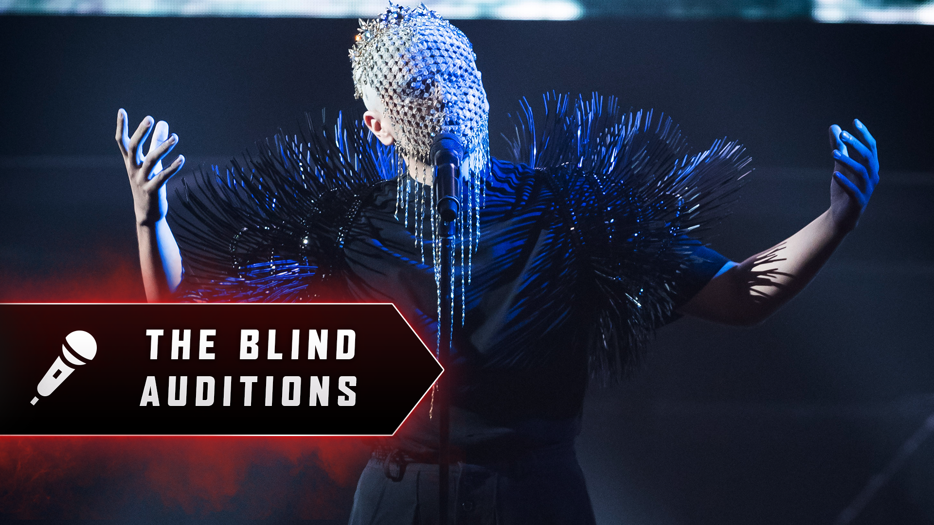 Blind Audition: Sheldon Riley 'Frozen'
