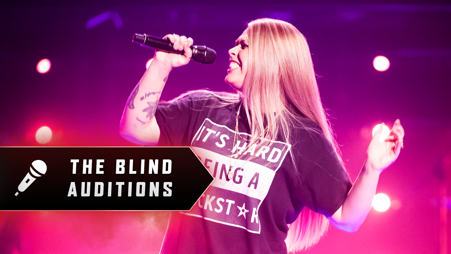 Blind Audition: Billy Harris 'Nutbush City Limits'