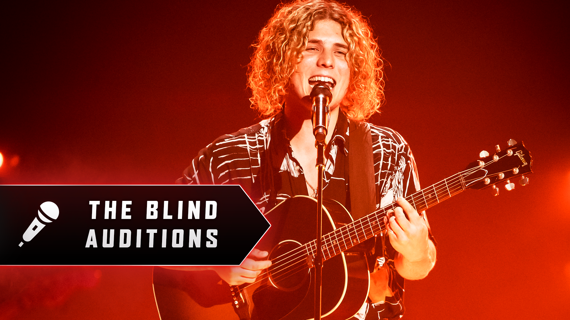 Blind Audition: Jordy Marcs 'Tennessee Whiskey'