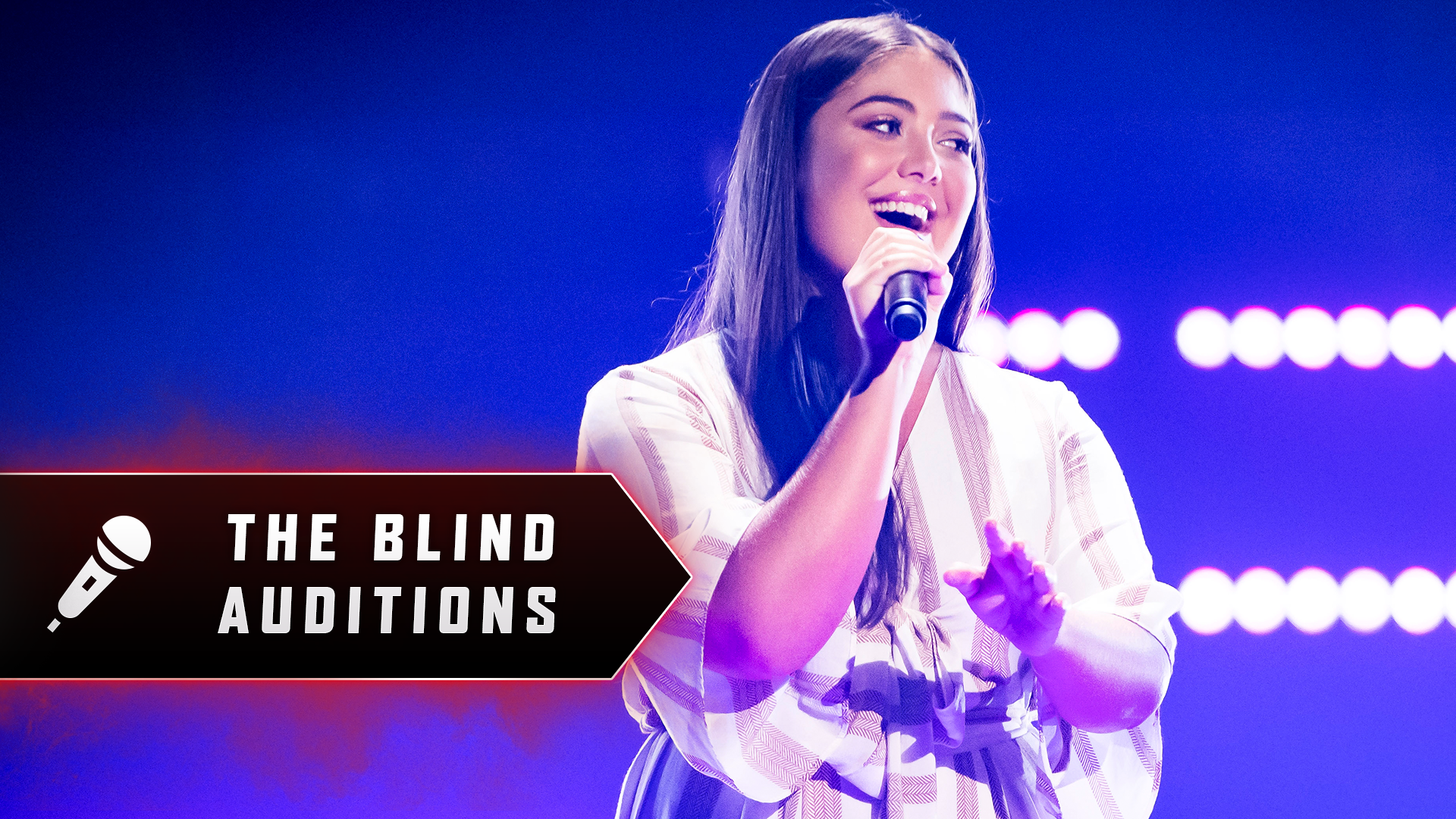 Blind Audition: Chloe Buchan 'My Heart Will Go On'