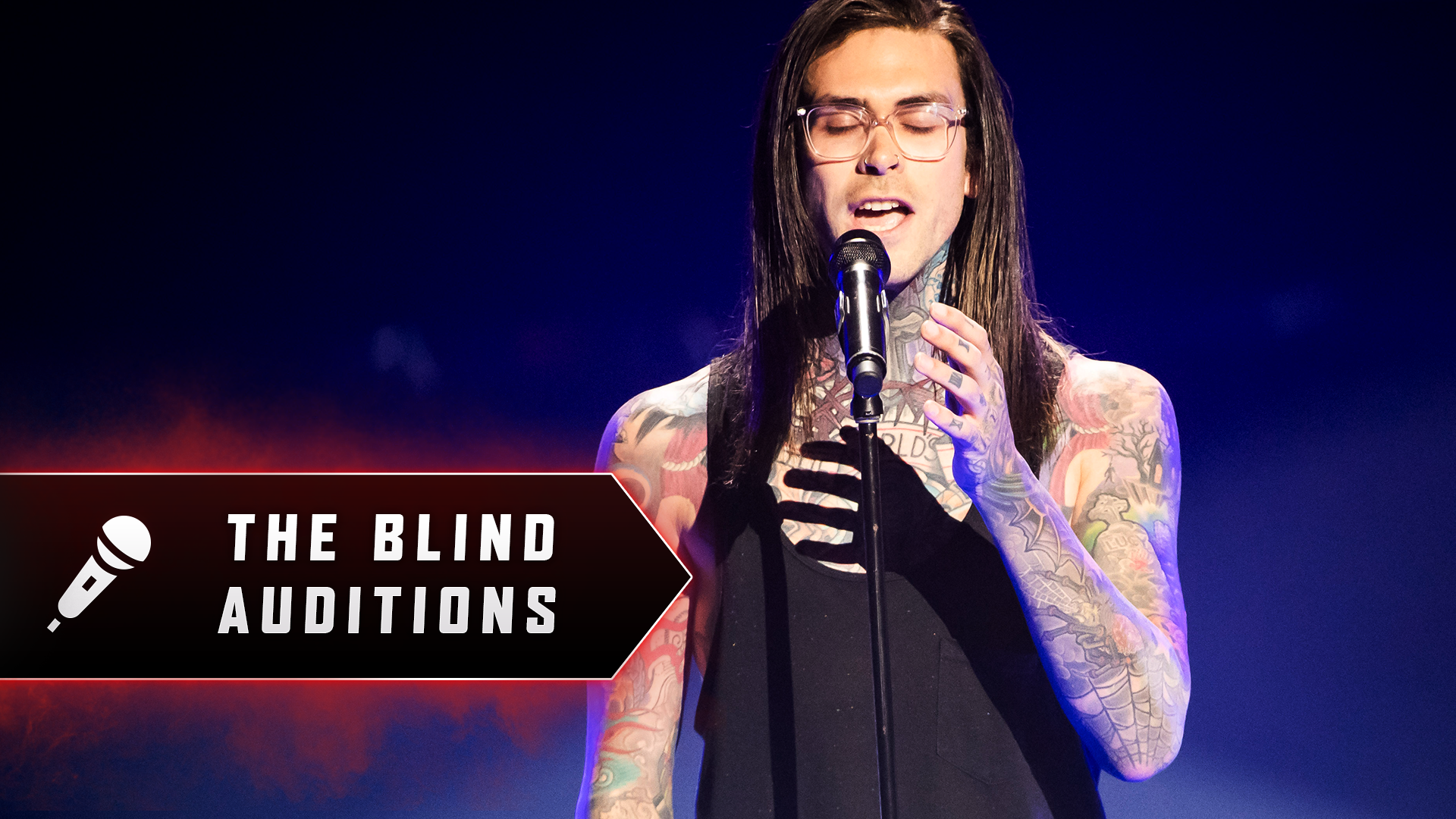 Blind Audition: Matt Garwood 'You Raise Me Up'