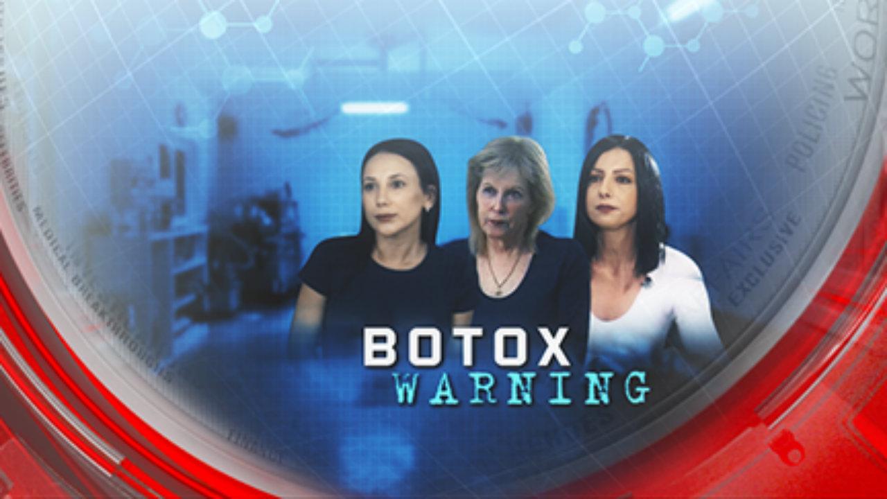 Botox warning