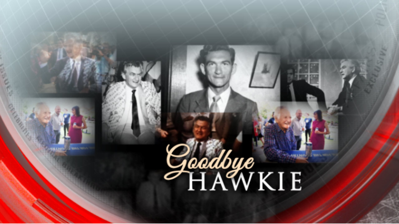 Goodbye Hawkie