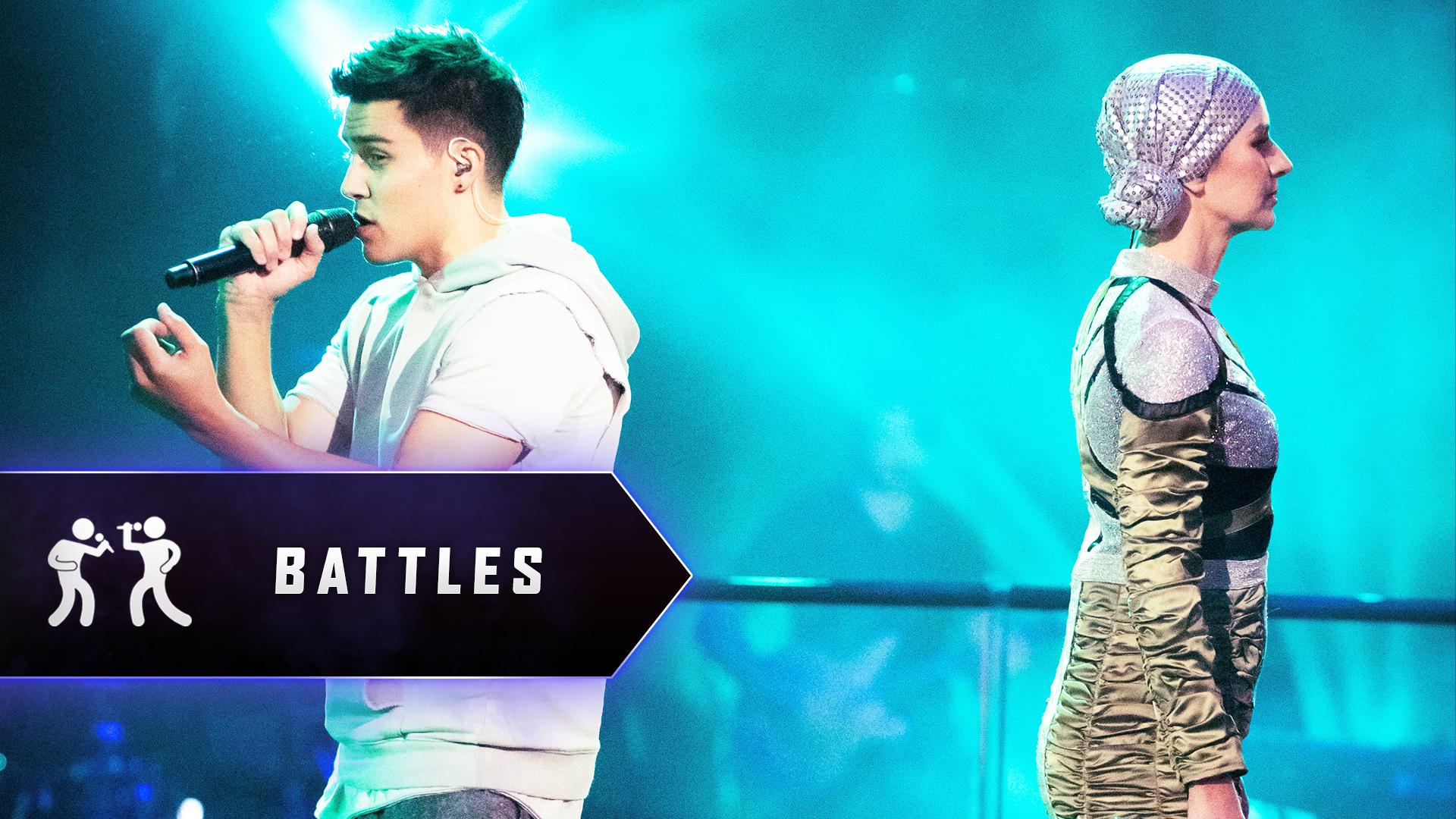 The Battles: Jesse Teinaki v Natasha Stuart 'Giant'