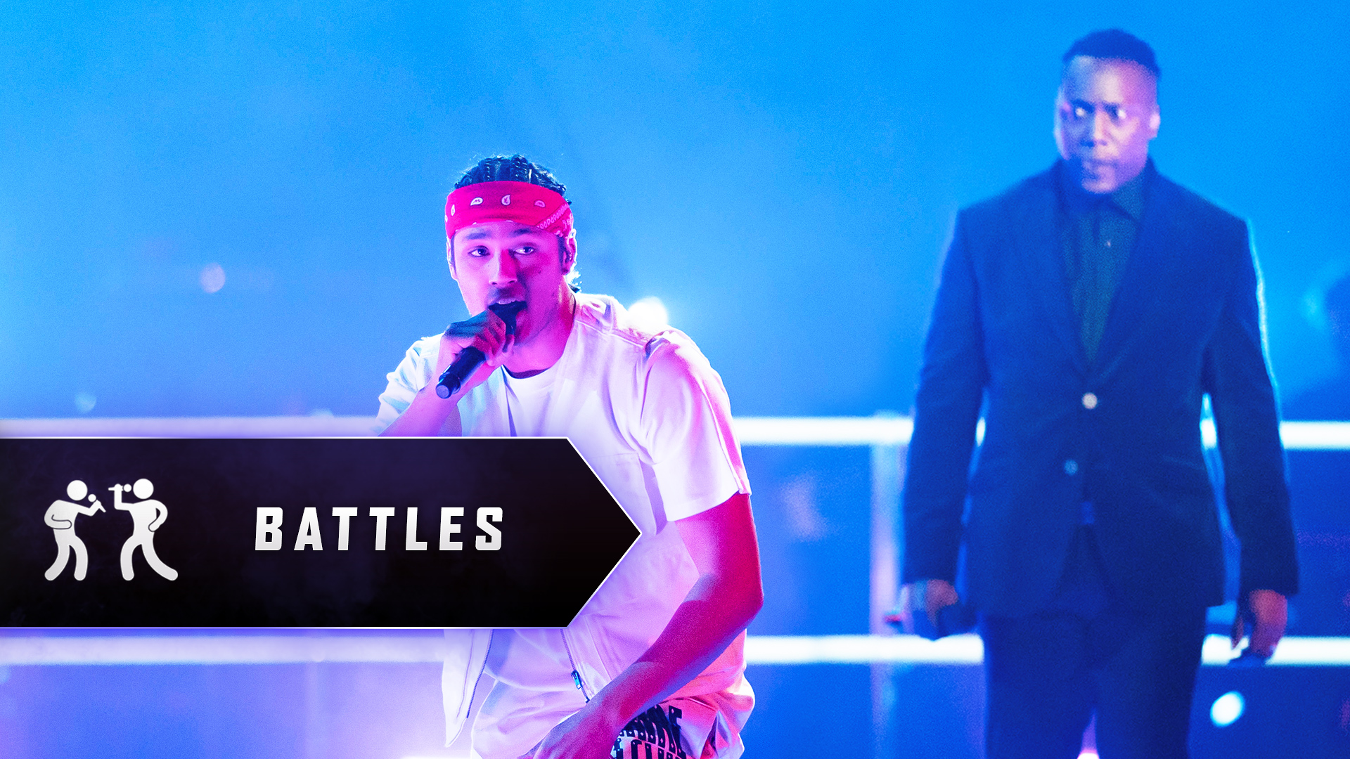 The Battles: Denzel v Henry Olonga 'Skyfall' & 'Lose Yourself'