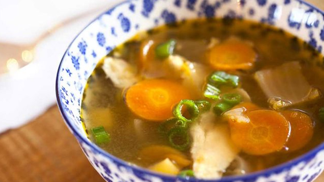 Quick, healthy, warming soups for winter