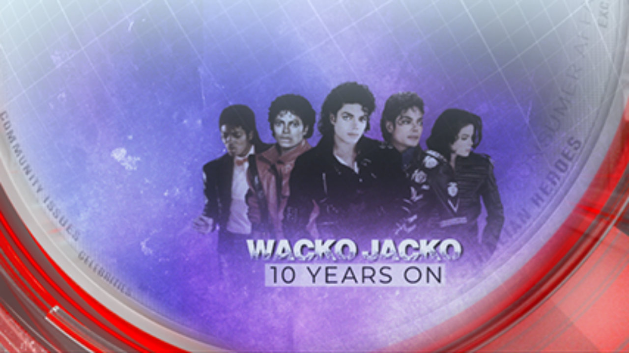 Wacko Jacko 10 years on