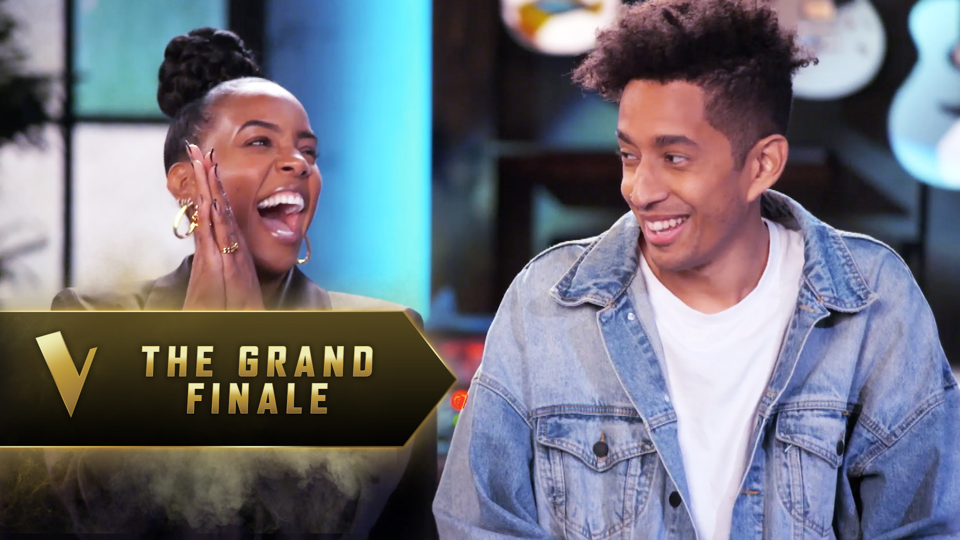 Kelly's first impression of Grand Finalist Zeek
