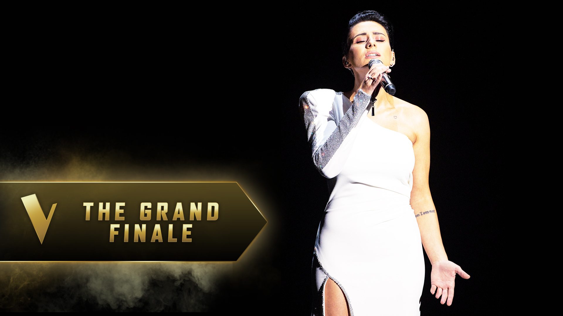 The Grand Finale: Diana Rouvas 'I Will Always Love You'