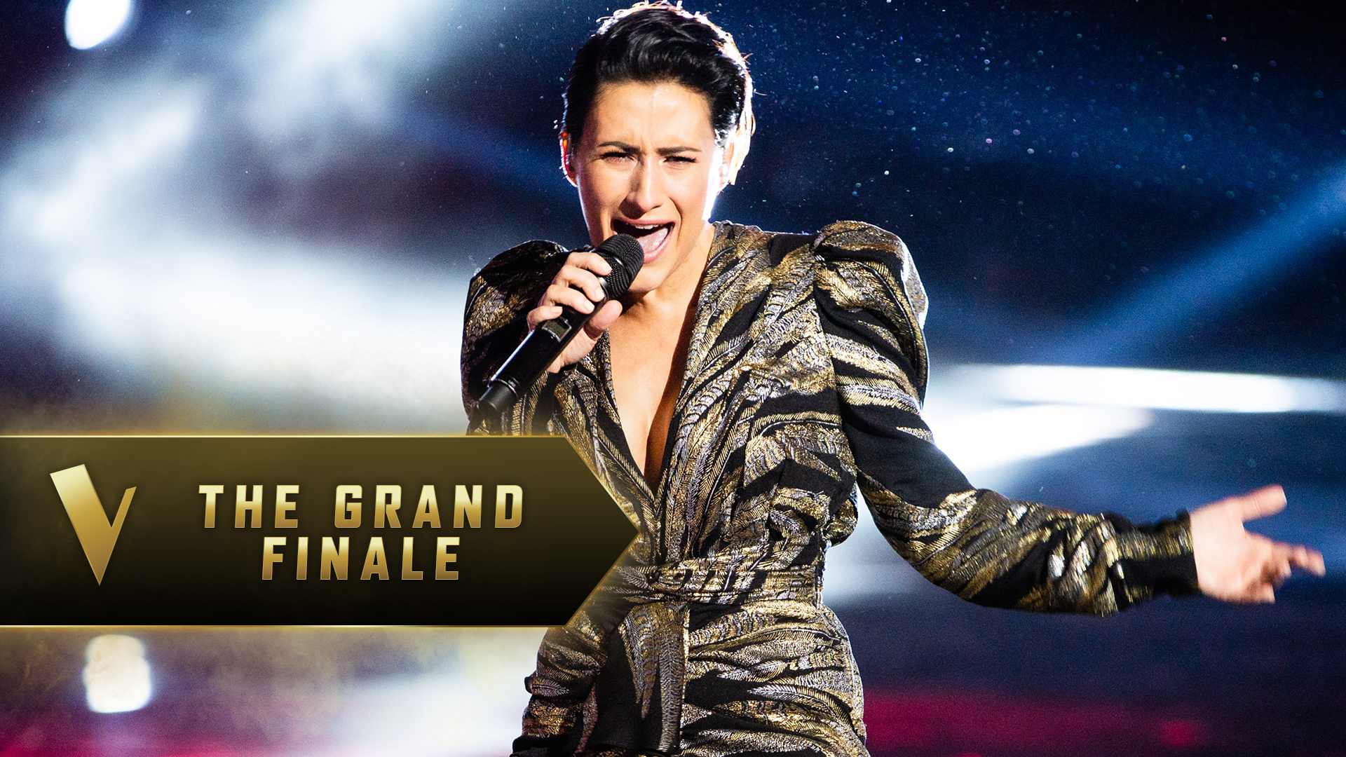 The Grand Finale: Diana Rouvas 'Wait For No One'