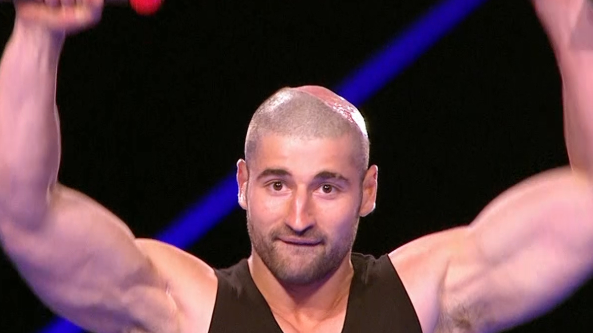 Ep5 - How Ninja helped Max Pertzel cope with cancer diagnosis - Australian Ninja Warrior 2019