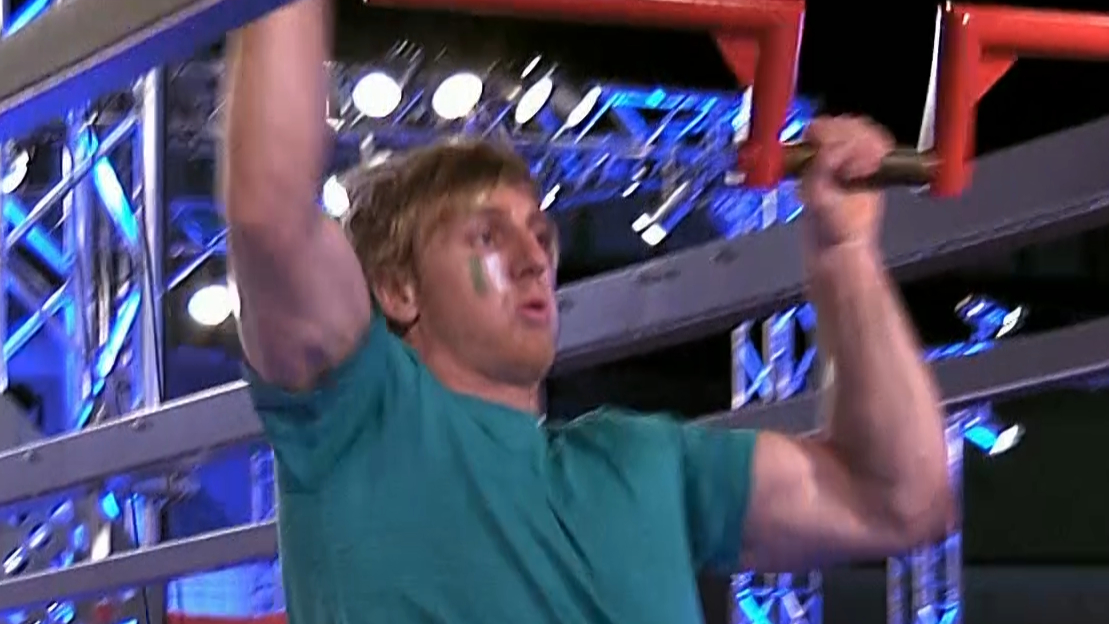 Ep5 - Returning hero Josh O'Sullivan's amazing run - Australian Ninja Warrior 2019