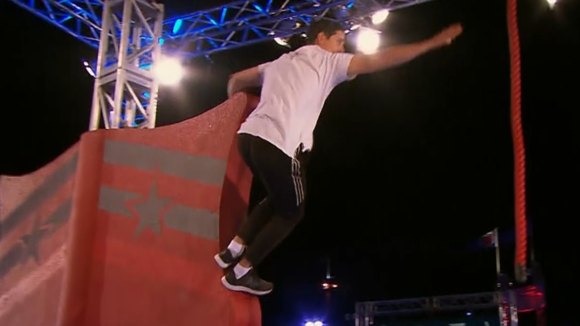 Ep5 - Brodie Pawson slips on the Tuning Forks - Australian Ninja Warrior 2019