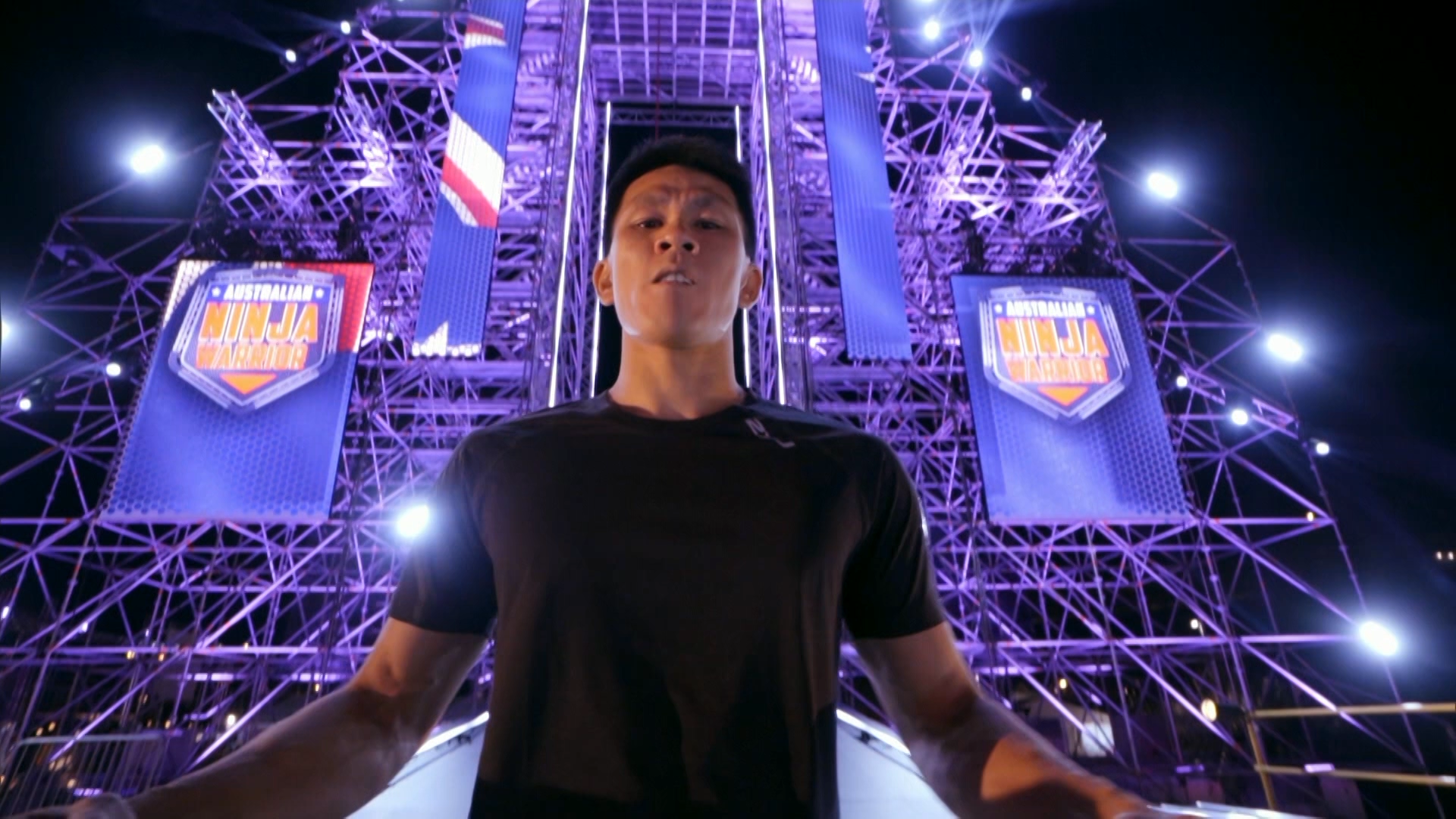 Ep5 - Benjamin Lau is the Furthest Fastest in Heat Five - Australian Ninja Warrior 2019