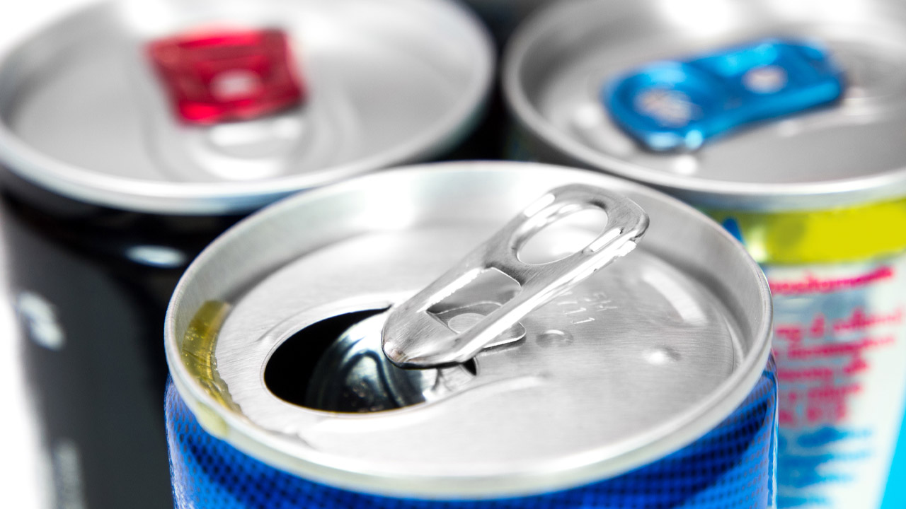 Should energy drinks be banned for kids?