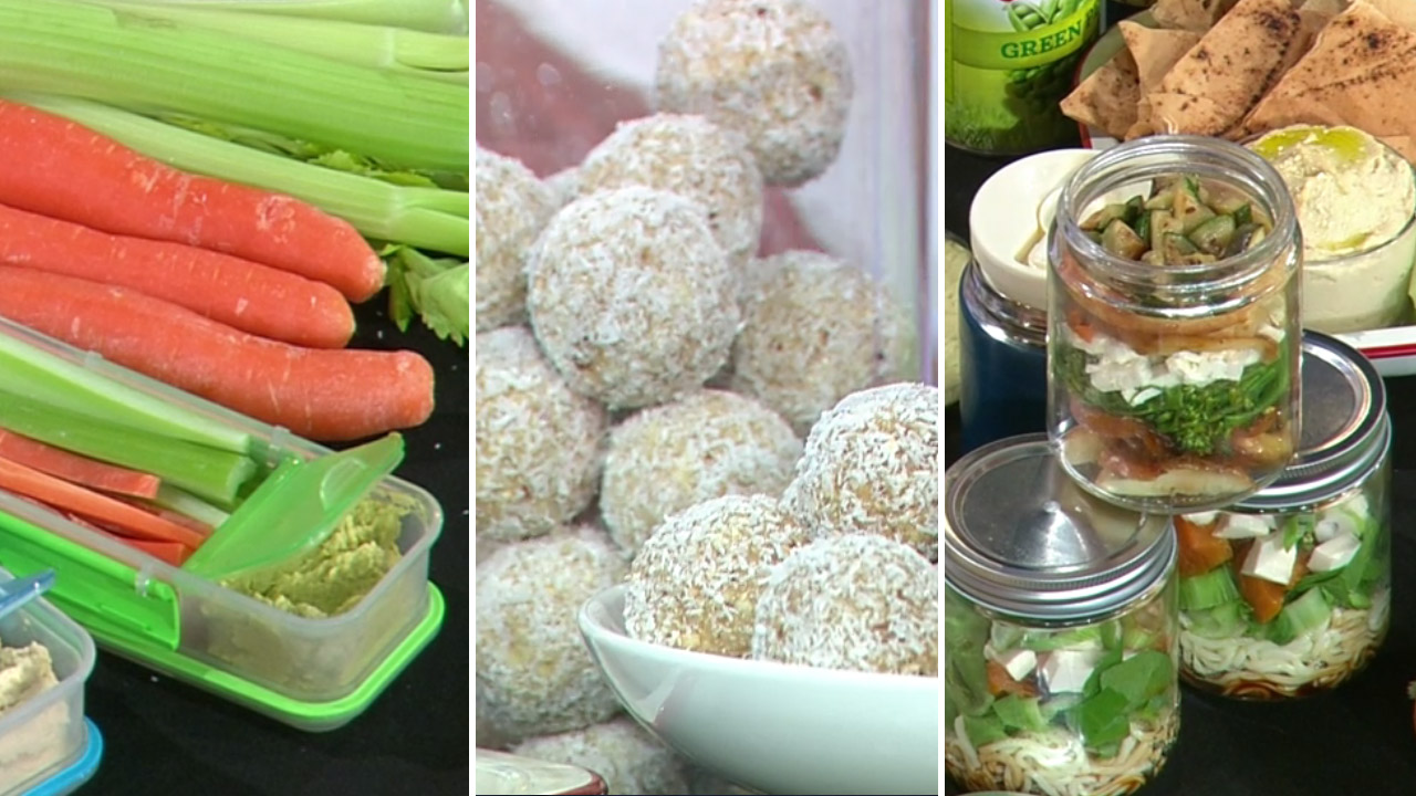 Lunch box hacks: healthy, quick and cheap ideas