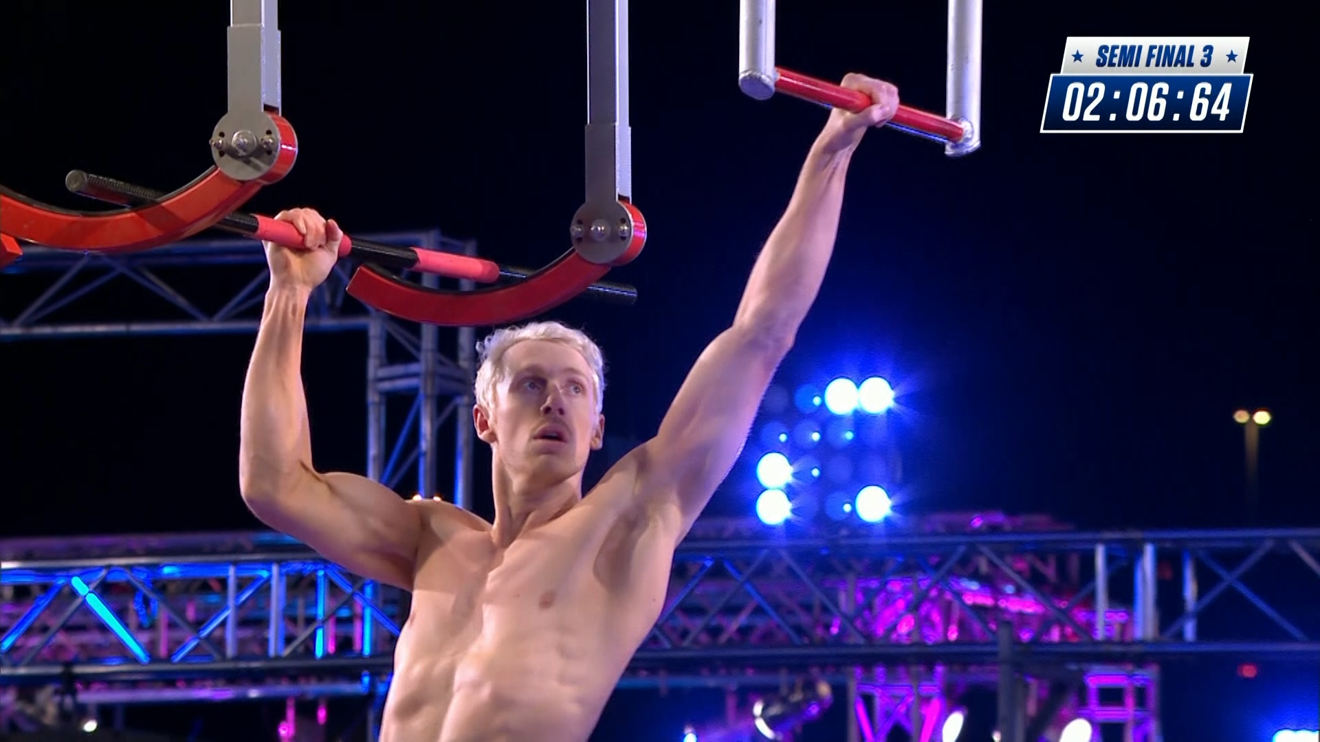 Ep8 - Shock Semi Final bomb out for Ben Polson - Australian Ninja Warrior 2019