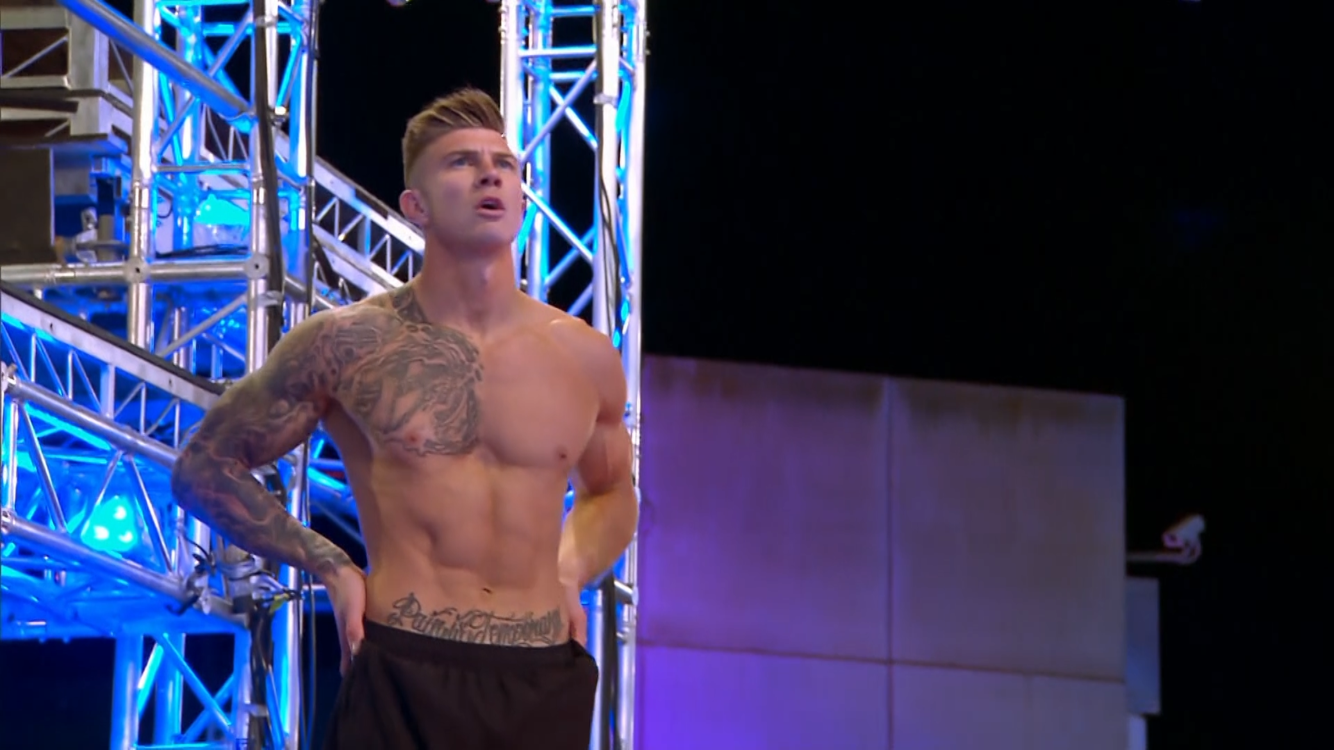 Ep8 - Nathan Ryles gets a second chance to propose - Australian Ninja Warrior 2019