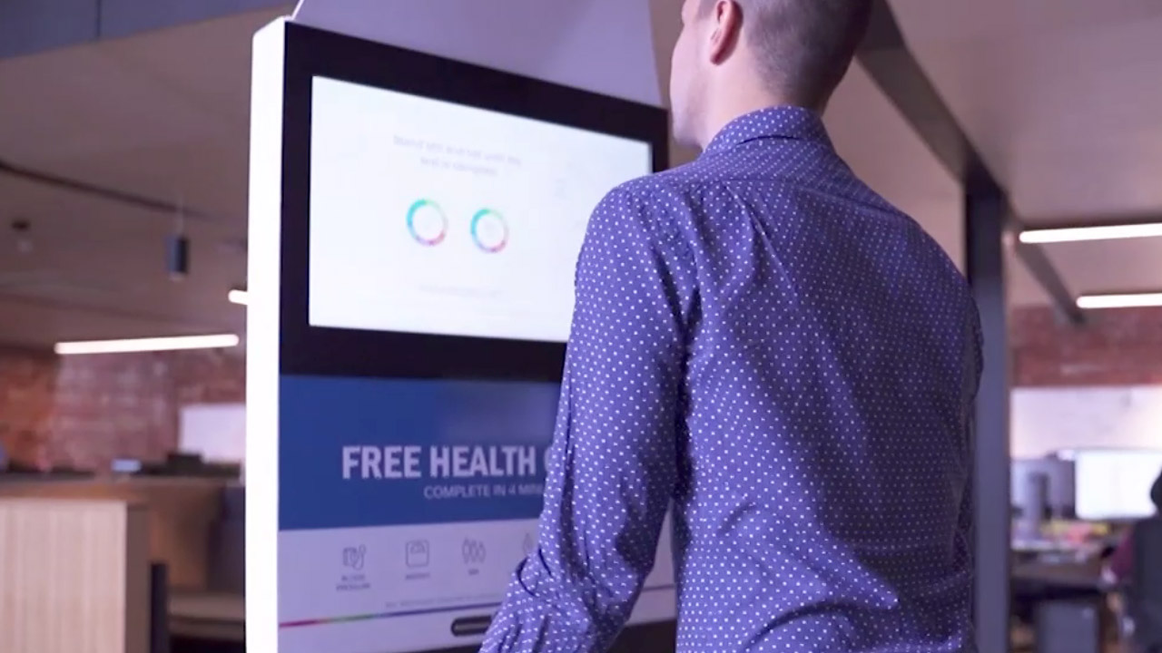 The future of health care: digital health checks