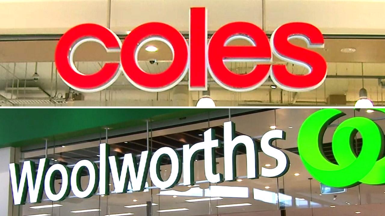 Woolies versus Coles