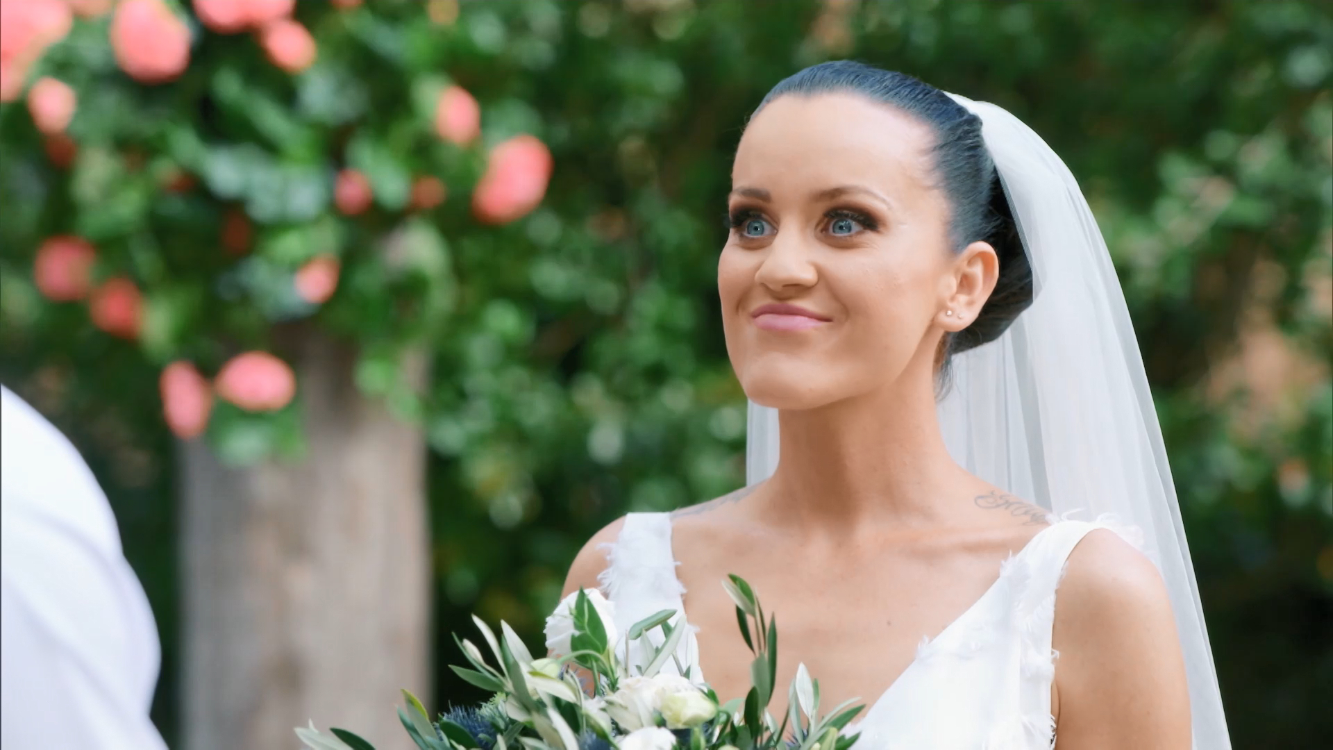 Relive the most awkward moments from the weddings