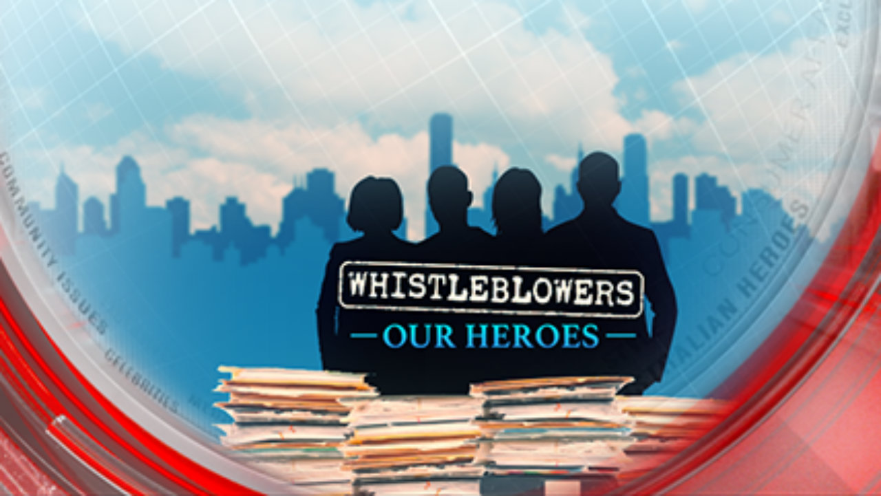 Whistleblowers - Our heroes