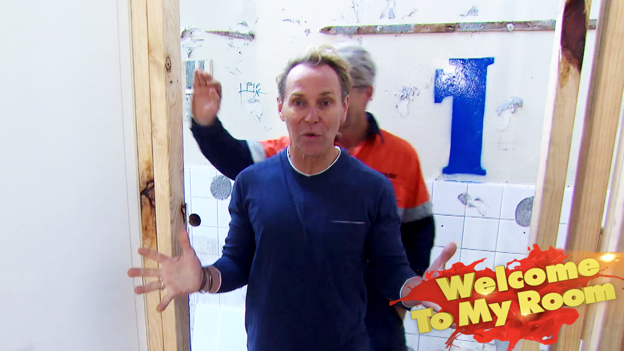 Mitch and Mark reveal the secrets of their ensuite and laundry