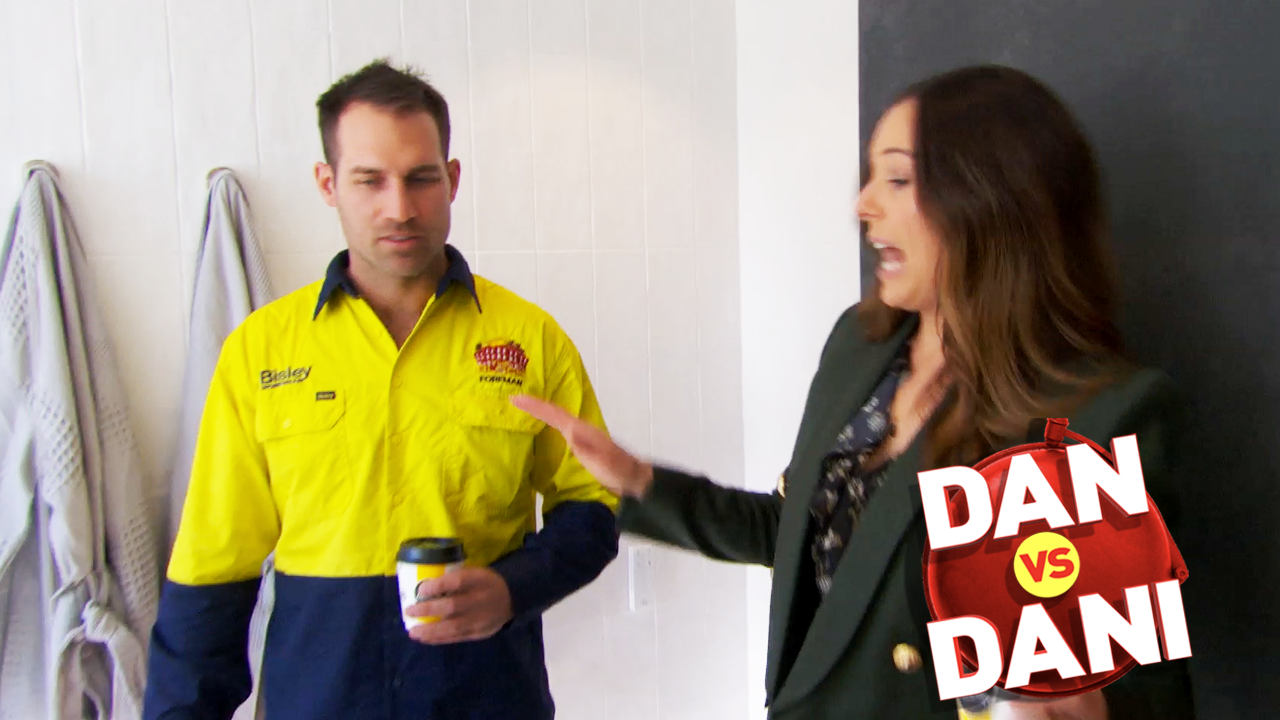 Dani slams room feature because it belongs 'in a retirement home'
