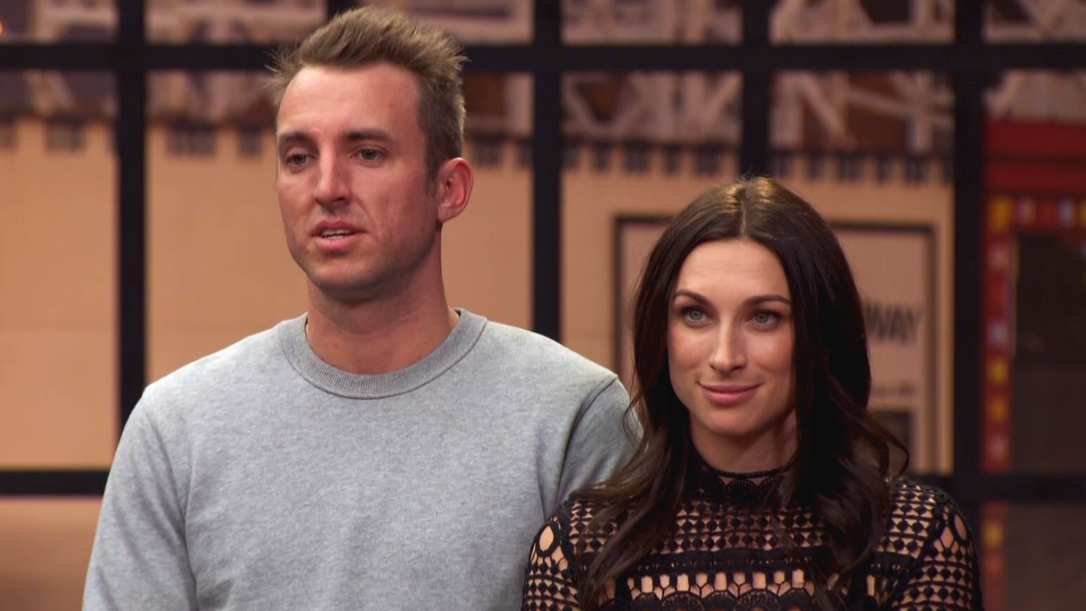 Judges deliver huge praise to Jesse and Mel for their 'luxury' bathroom