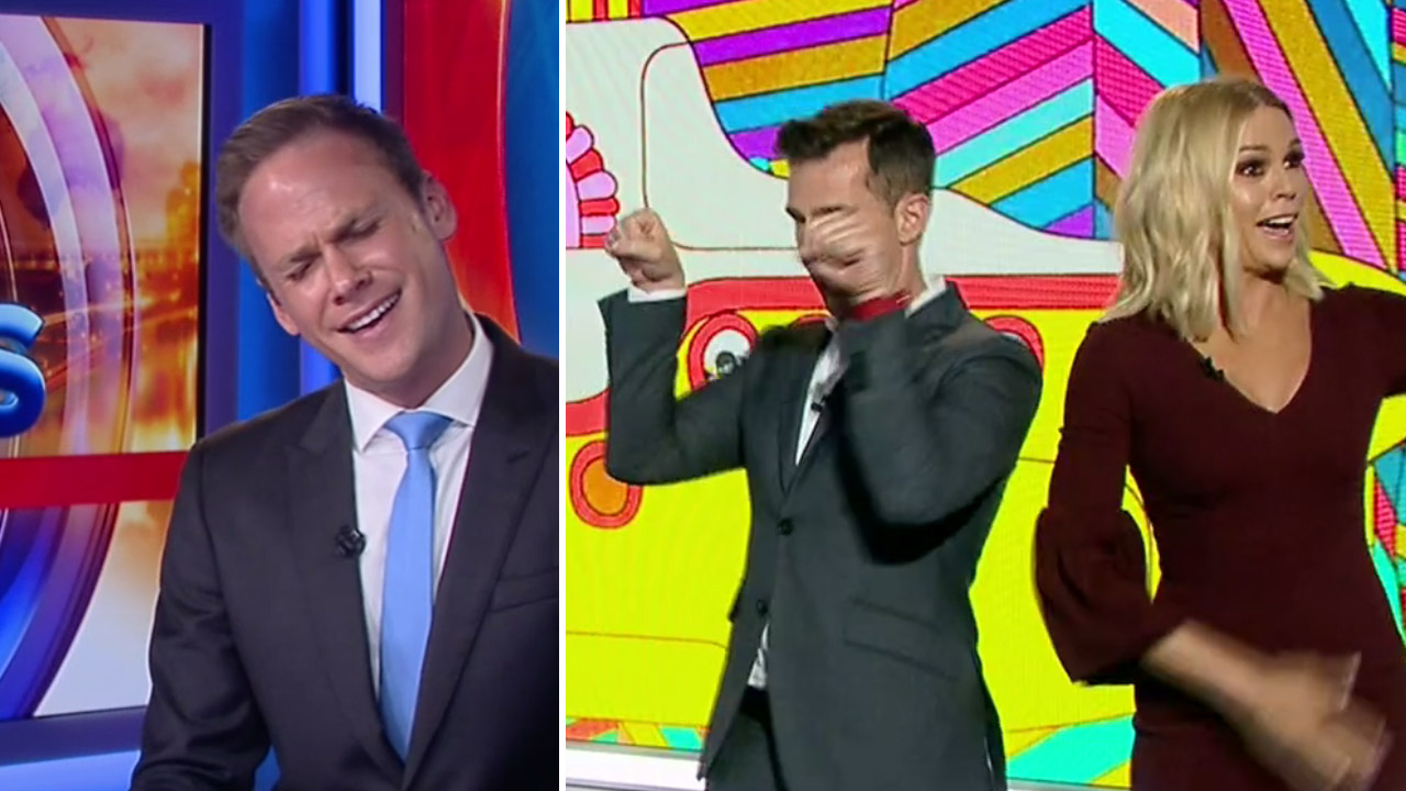 Nine presenters embarrassing attempts to sing Beatles tunes